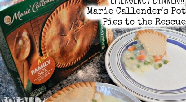 Marie Callenders Pot Pies Feature