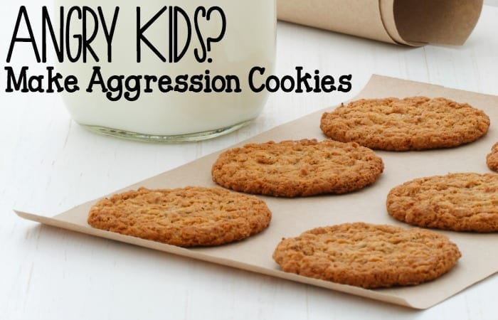 angry kids need aggression cookies