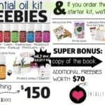 essential oil kit freebies