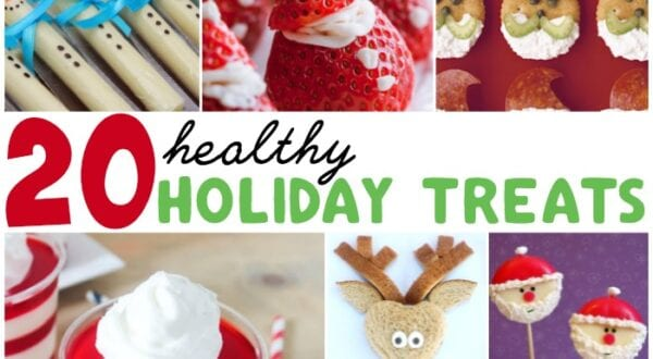 healthy holiday treats