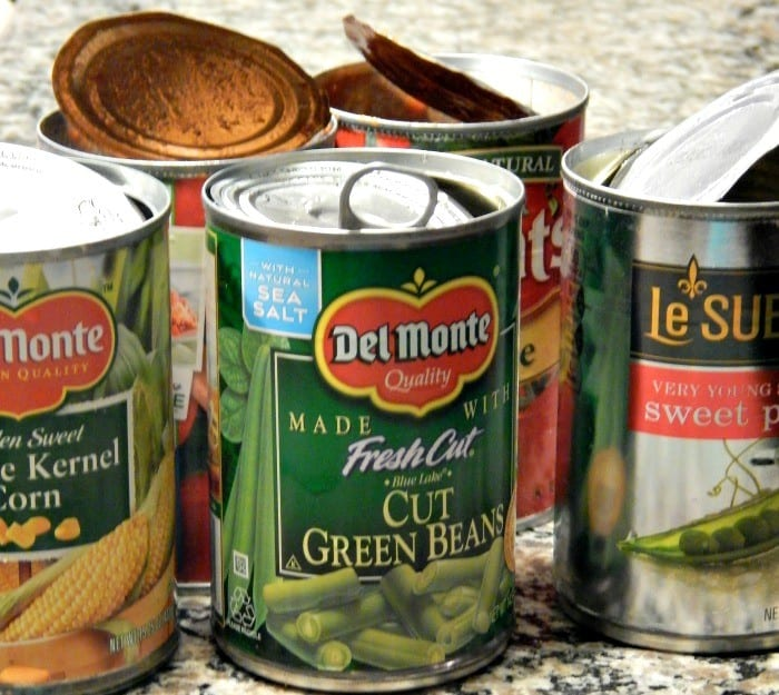 10-Minute Tin-Can Stew Canned Goods