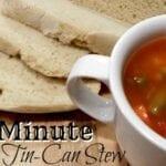 10-Minute Tin-Can Stew Recipe