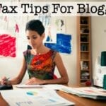 10 Tax Tips For Bloggers
