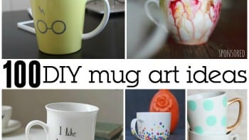 100 diy mug art