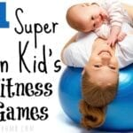21 Super Fun Kid's Fitness Games