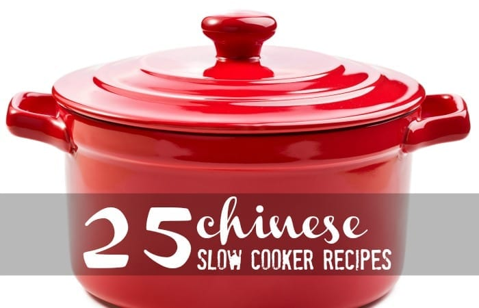 25 Chinese Slow Cooker Recipes