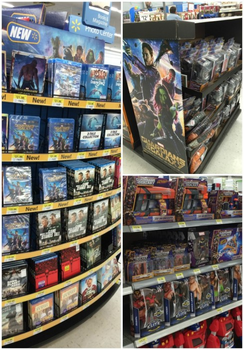 Guardians of the Galaxy InStore