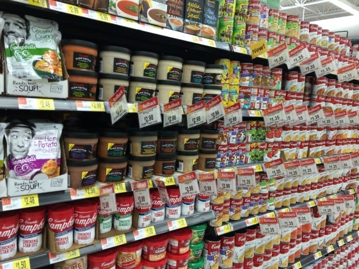 Never Miss Lunch Campbells Slow Kettle Soup InStore
