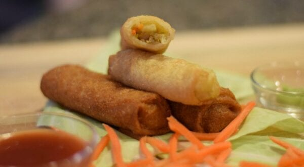 egg rolls featured