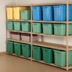organizing your basement