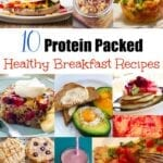 Protein Packed Healthy Breakfasts