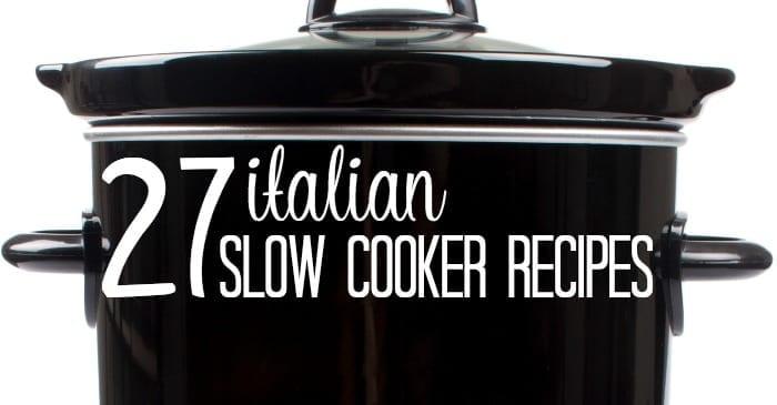 slow cooker facebook