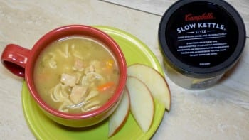 Never Miss Lunch Campbells Slow Kettle Soup Feature