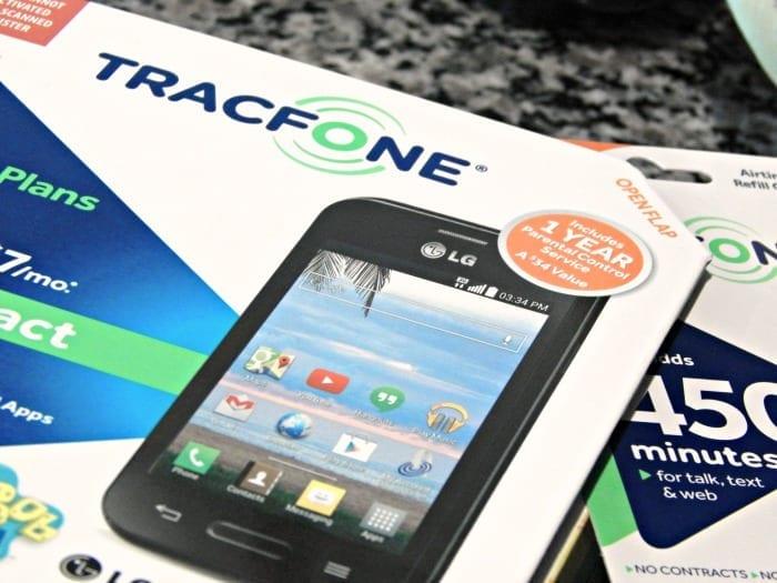 tracfone package