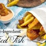 3-Ingredient Fried Fish
