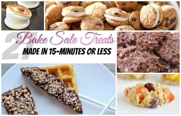 bake sale treats fast easy feature w txt