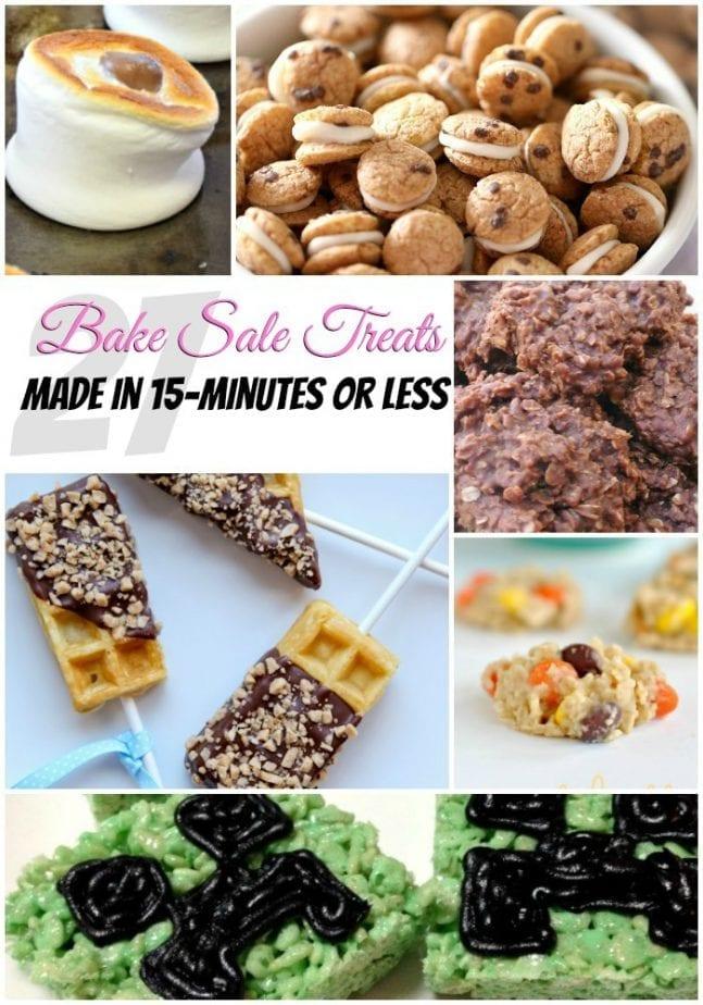 Bake Sale Treats Fast Easy Pin w txt