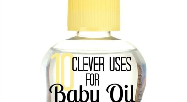 Clever Uses Hack Tip Trick for Baby Oil Feature