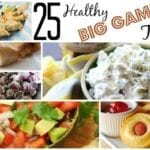 25 Healthy Big Game Treats