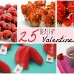 Healthy Valentines Treat Snack Feature w txt