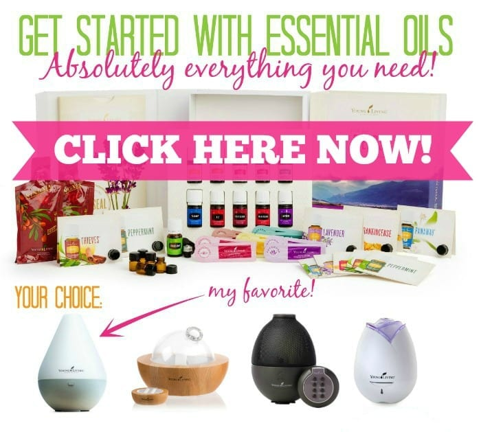 Here's everything you need to get started with essential oils