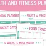 health and fitness planner facebook