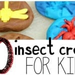 10 Insect Crafts for Kids