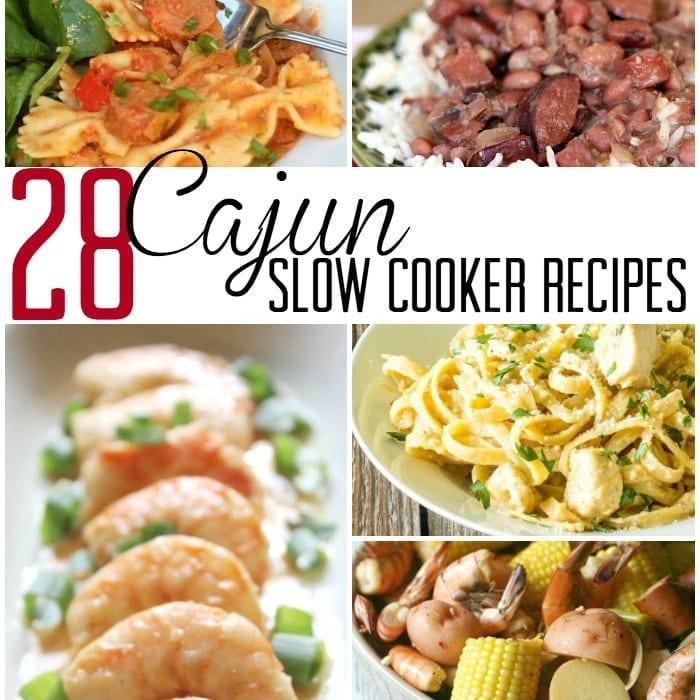 Cajun Slow Cooker recipe SQ