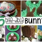 25 Bite-able Bunny Butts