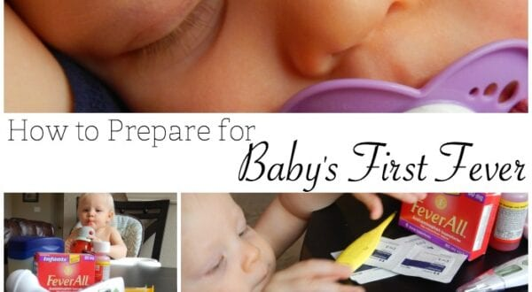 Prepare for baby's first fever Feature w txt