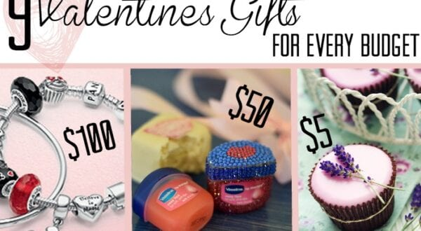 Valentines Gifts for Every Budget Feature 3