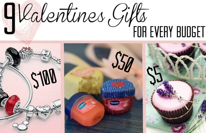 9 AWESOME Valentine's Day Gifts