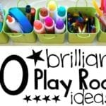 20 Brilliant Play Room Ideas