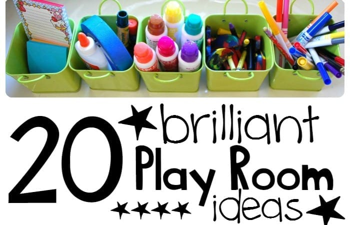 brilliant play room ideas