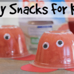 Make Silly Grapefruit Snacks For Kids