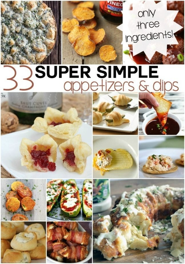 simple appetizers