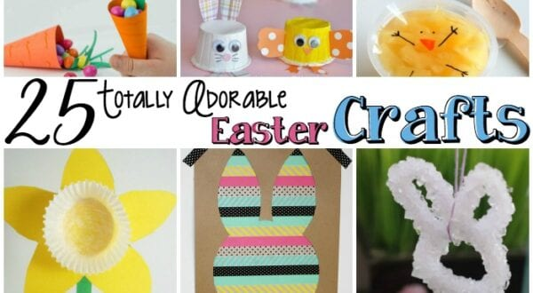Easy kids easter activities