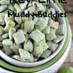 Key Lime Muddy Buddies