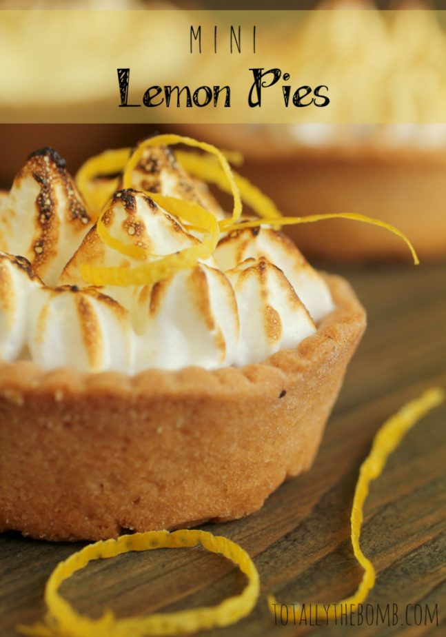 Mini Lemon Pies