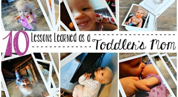Lessons Learned Toddler Mommy Feature w txt