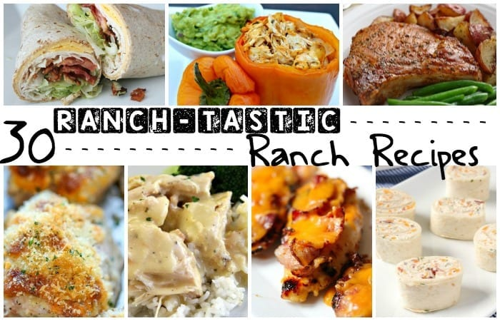 Ranch Recipe Dinner