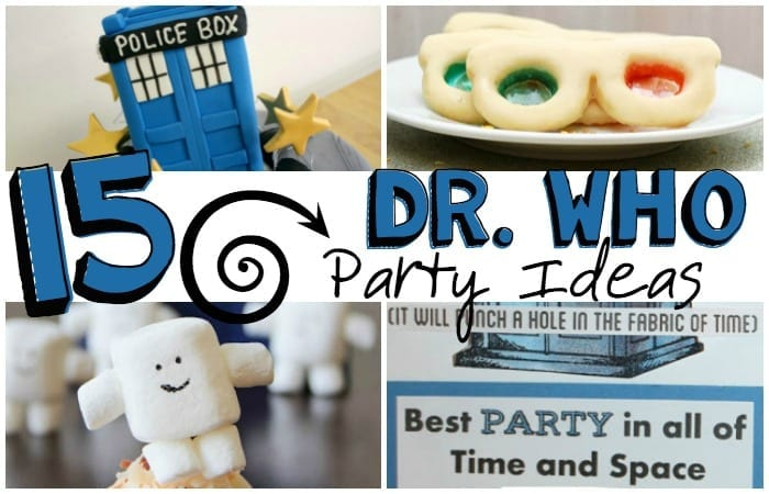 15 Doctor Who Party Ideas for Tweens