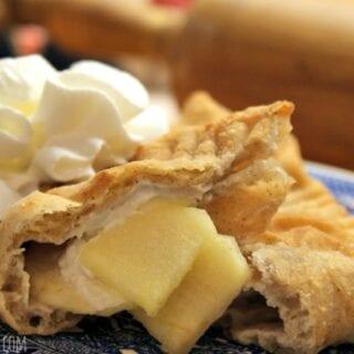 Cream Cheese Apple Pie Sopapilla Recipe