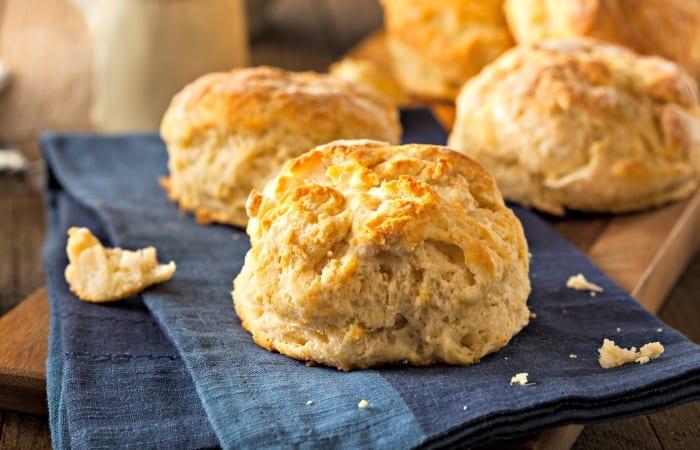 4 Ingredient 7-UP Biscuits