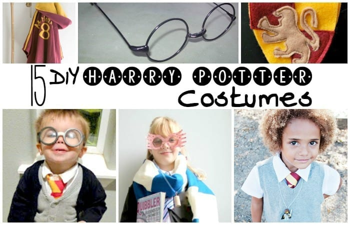 15 Awesome DIY Harry Potter Costume Ideas