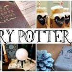 30 DIY Harry Potter Crafts