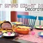 A Super Simple Easter Decorating Tip