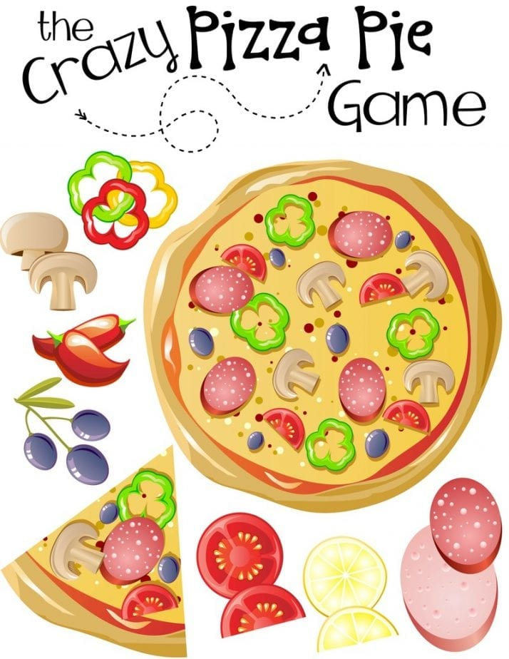Get Your Kids to Eat More Vegetables Using Pizza {with a free ...