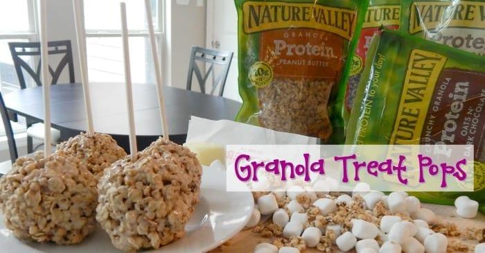 Granola Treat Pops fb