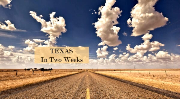 texas in two weeks